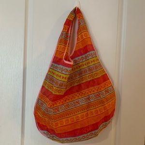 Handbags - Collapsible beach summer pool travel tote bag